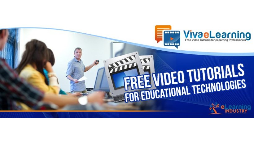 Free Video Tutorials For eLearning Professionals