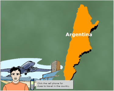 map interactivity