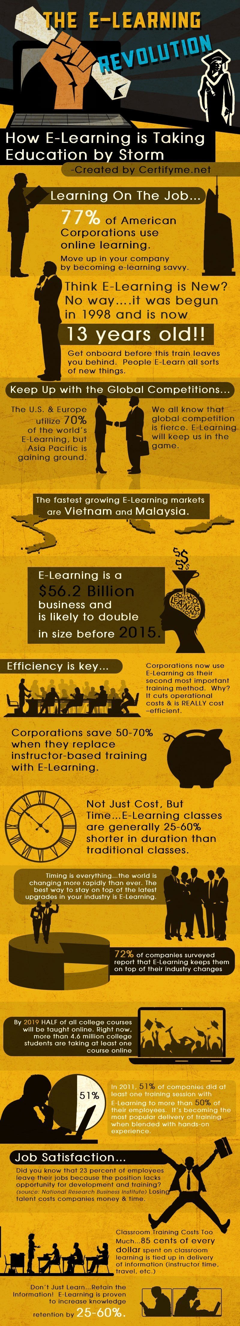 eLearning Statistics for 2013