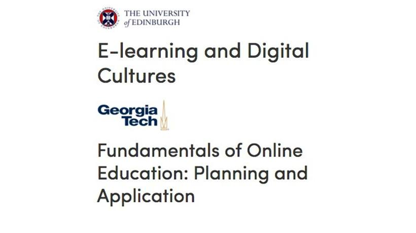 Free Certificate of Completion Courses in Online Education and eLearning