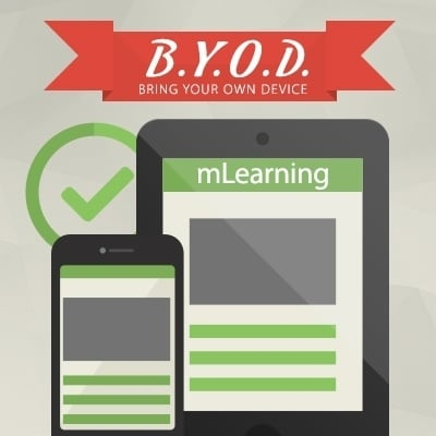 The Benefits of BYOD for m-Learning