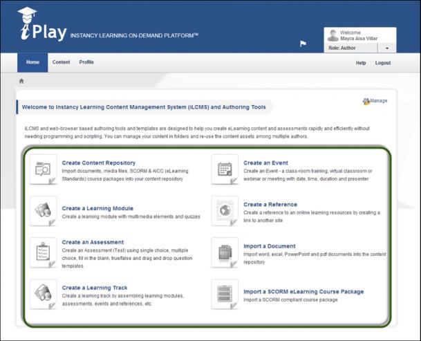 Instancy Mobile Learning App Platform