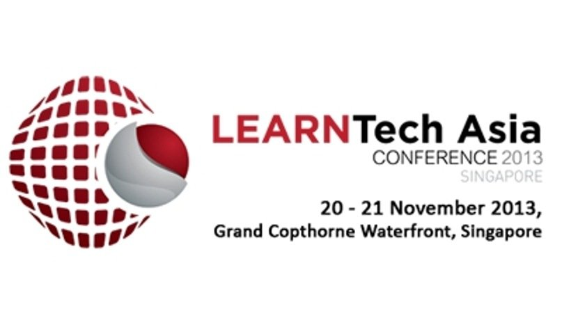 Inaugural LEARNTech Asia Conference 2013 Singapore