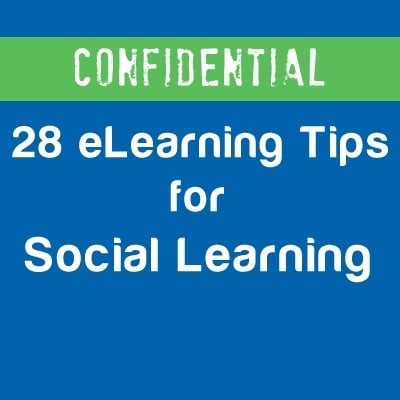 28 eLearning Tips for Social Learning