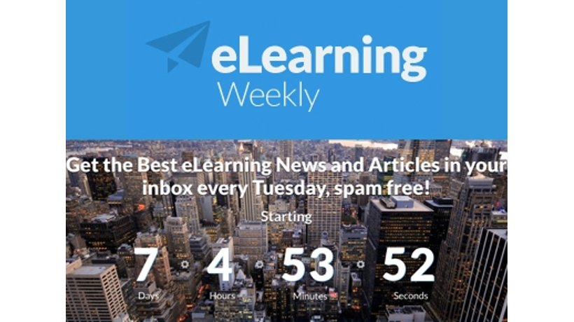 Would You Be Interested In A Free eLearning Weekly Newsletter?