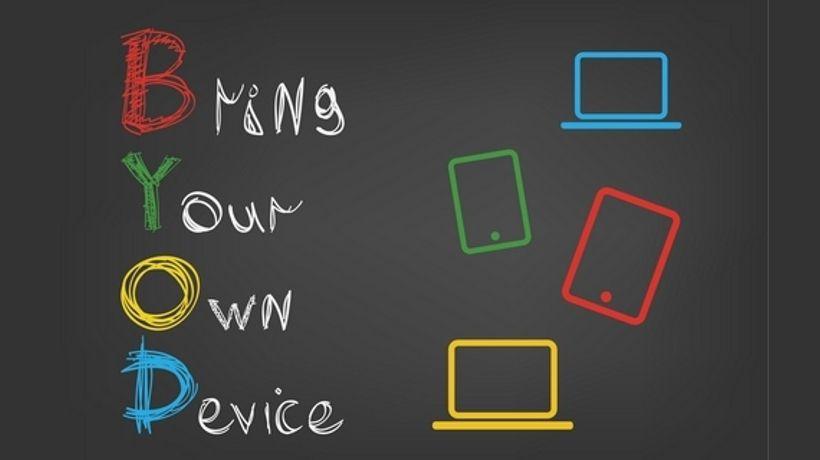BYOD: Extra Hardware Enhances Teacher Efficiency