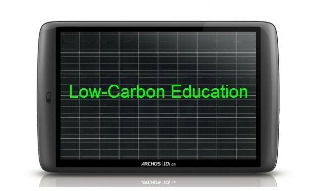 Solar powered tablets to push M-Learning into new horizons