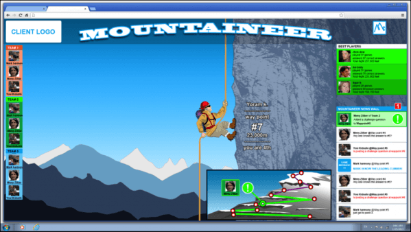 Mountaineer Social Game v2