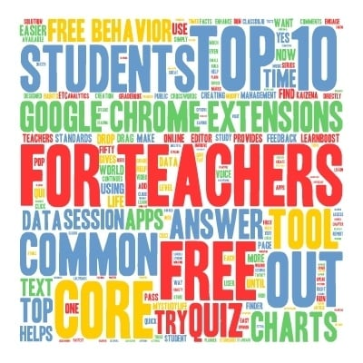 Top 10 FREE Google Chrome Extensions for Teachers