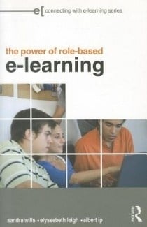 http://www.amazon.com/The-Power-Role-based-Learning-Moderating/dp/0415877857