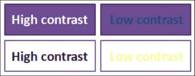 contrast-your-text-color