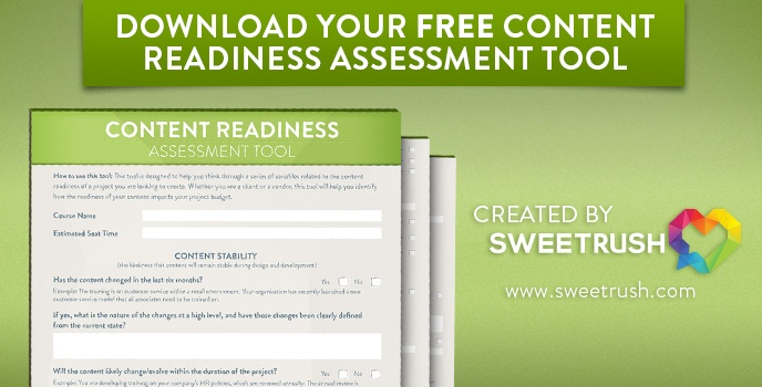 Free Content Readiness Assessment Tool for Corporate E-Learning