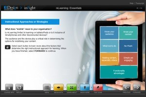 ProductLine InSight Instructional Approaches or Strategies