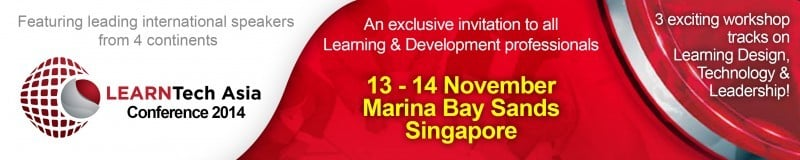 LEARNTech Asia Conference 2014