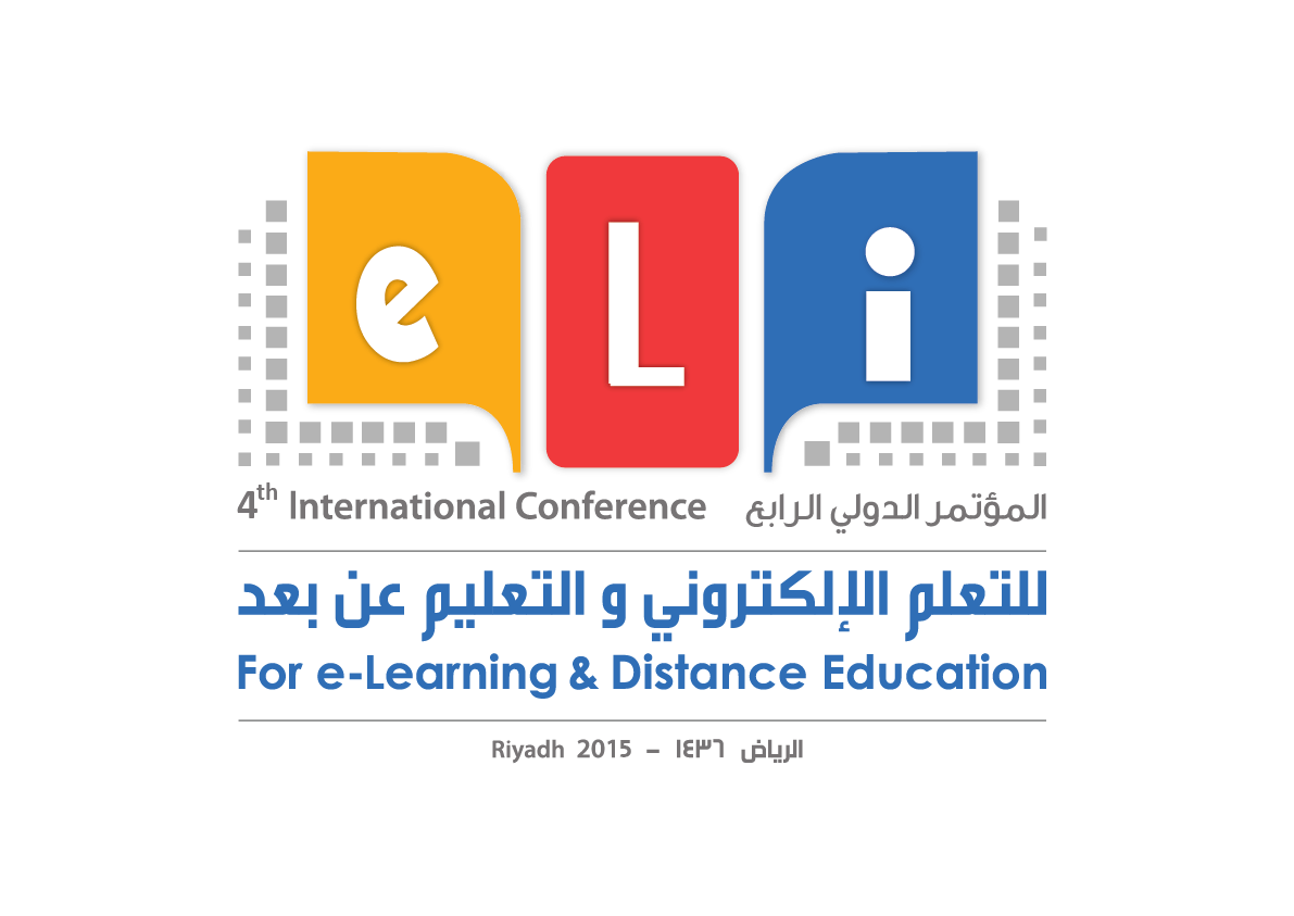 eLi4 2015: International Conference for e-Learning and Distance Education