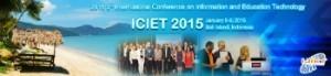 ICIET 2015