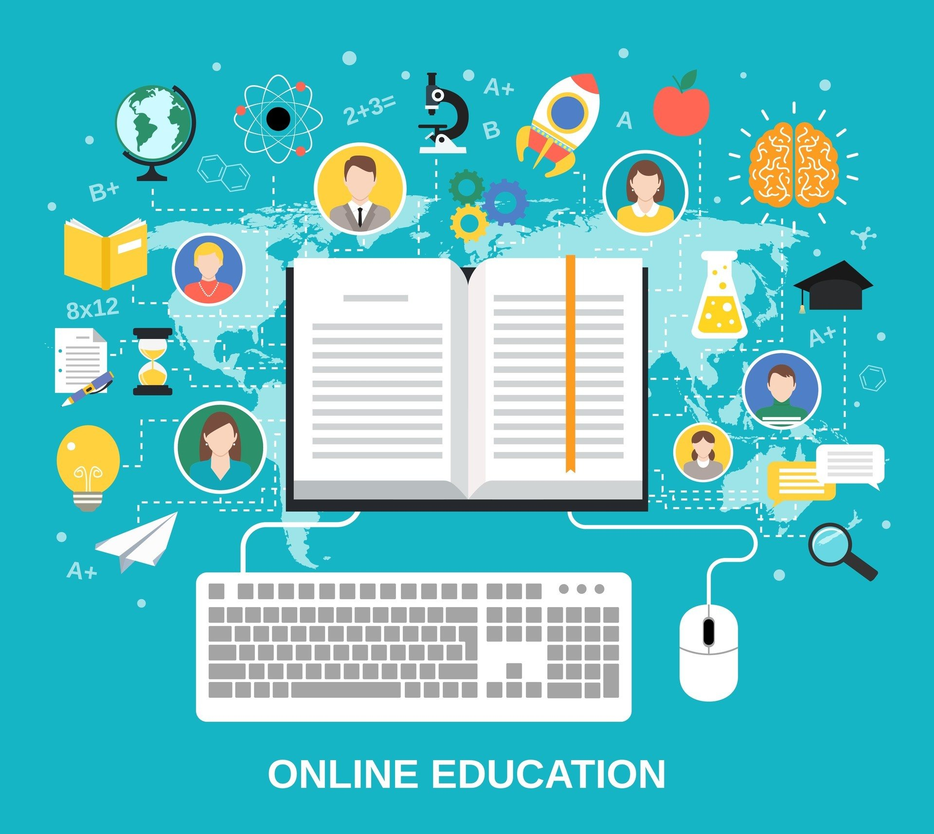 7 Tools to Build Up Your School's Online Potential