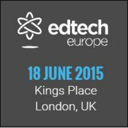 EdTech Europe 2015