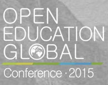 Open Education Global Conference 2015