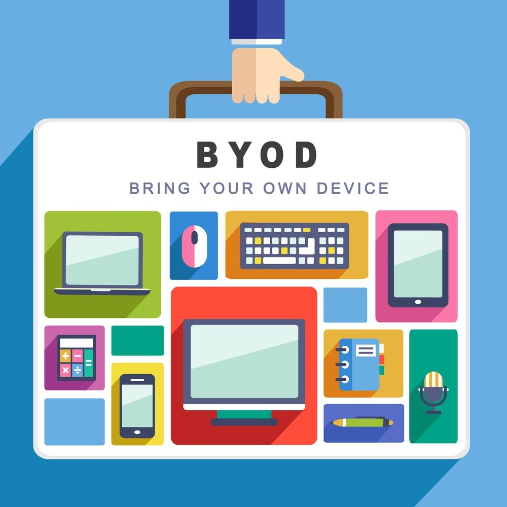 BYOD: What Training Professionals Need to Know