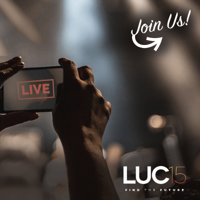 Inspiration Wednesday: Live From The LUC!