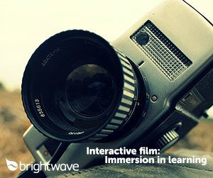 Interactive film: Immersion in learning