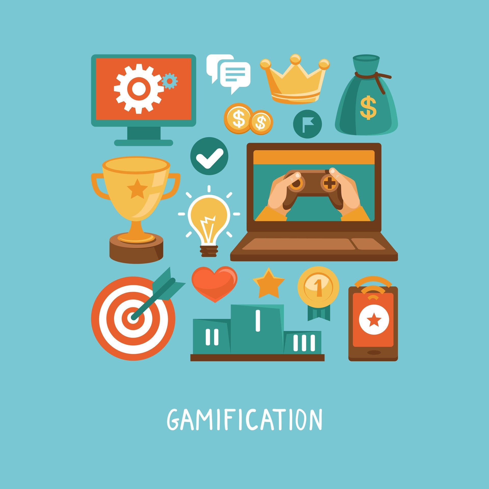 Gamification: Key To Corporate Sales Training Success