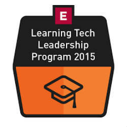 Learning Tech Leadership Program 2015