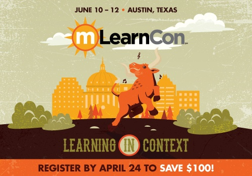 mLearnCon 2015: See How Your Peers Are Succeeding with mLearning!