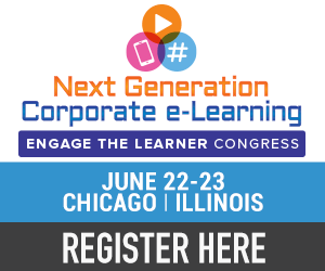 "Next Generation Corporate e-Learning ""Engage The Learner"" Congress"