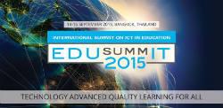 EDUsummIT 2015