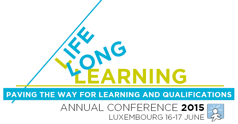 "EUCIS-LLL Annual Conference ""Lifelong learning: paving the way for learning and qualifications"""