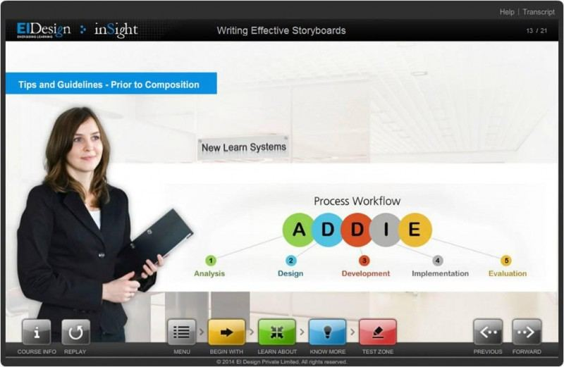 Innovative eLearning Development 5