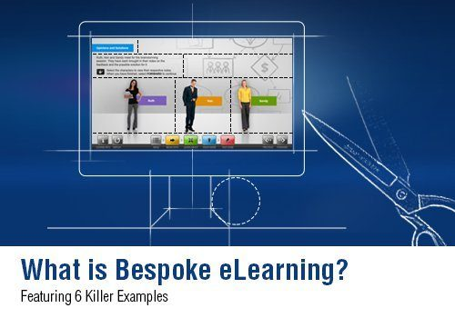 What Is Bespoke eLearning? Featuring 6 Killer Examples