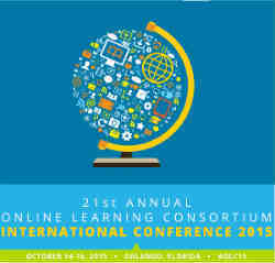 21st Annual Online Learning Consortium International Conference