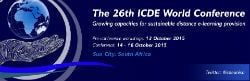 26th ICDE World Conference