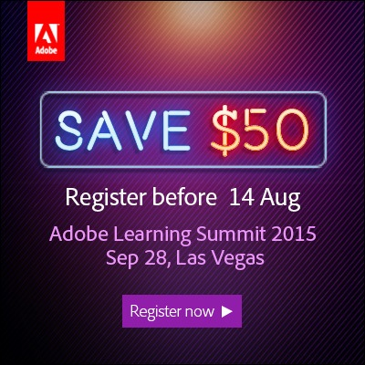 Adobe Learning Summit 2015