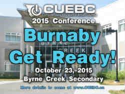 CUEBC 2015
