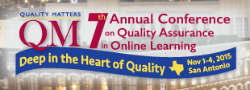7th Annual QM Conference