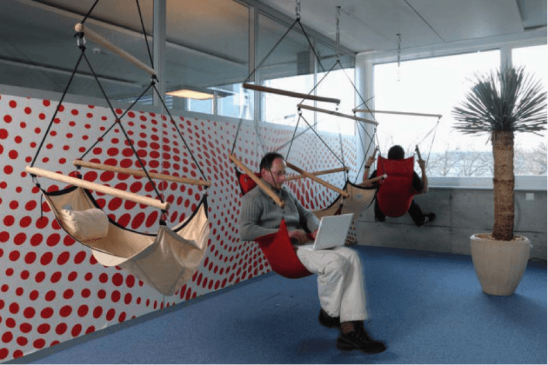 A Strong Learning Culture Keeps Employees Around hammock