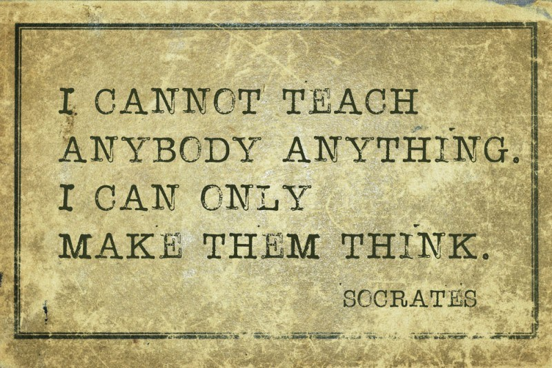 Socrates Quotes eLearning