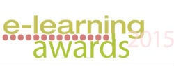 E-Learning Awards 2015