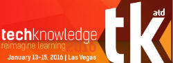ATD TechKnowledge 2016