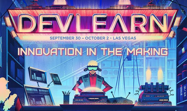 What Happens In (DevLearn) Vegas Gets Blogged About
