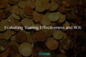 Evaluating Training Effectiveness And ROI