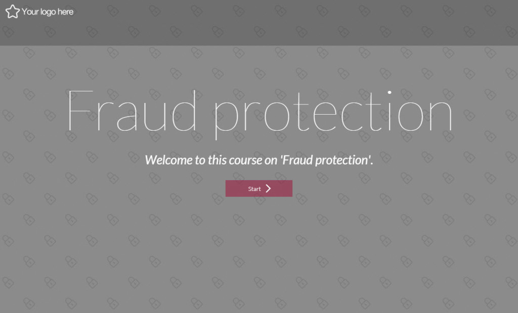 fraud prevention digital learning