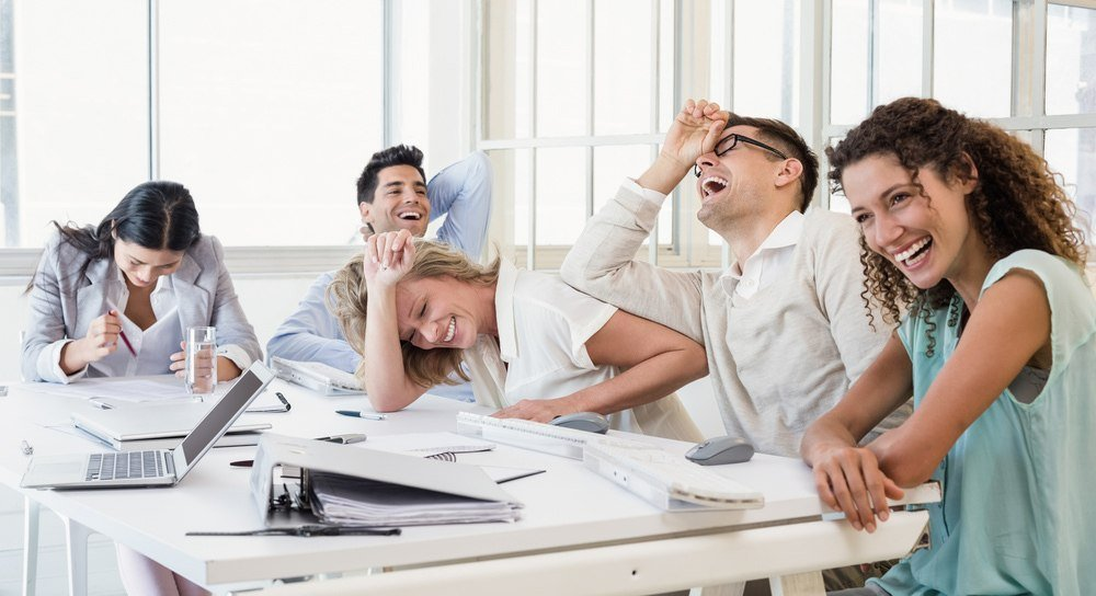 Humor In The Workplace: Why Humor Has A Place In Every Business