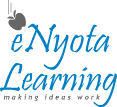 eNyota Learning logo
