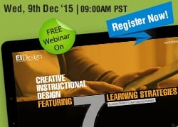 Creative Instructional Design - 7 Learning Strategies You Can Use (Featuring Live Demos)