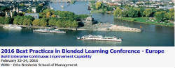 2016 Best Practices in Blended Learning